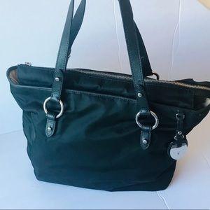 Ralph Lauren Black nylon bag